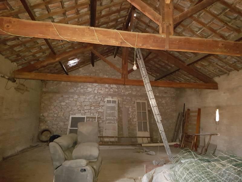 Vente maison chateauneuf les martigues 13220 maison de village grange restaurer - Chambre de commerce martigues ...