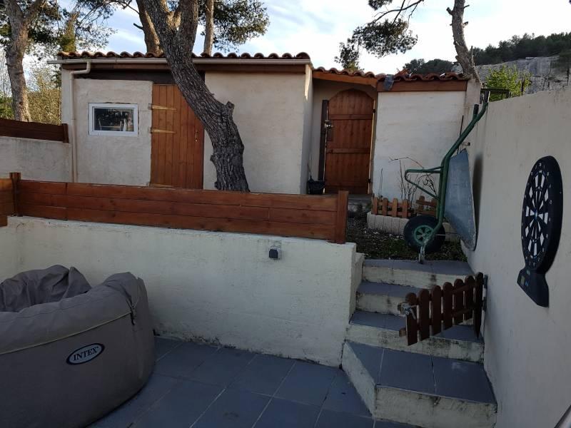 Vente maison chateauneuf les martigues 13220 maison t5 avec jardinet ch teauneuf les - Chambre de commerce martigues ...